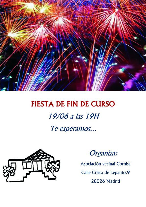 cartel FIESTA DE FIN DE CURSO 2018 copia