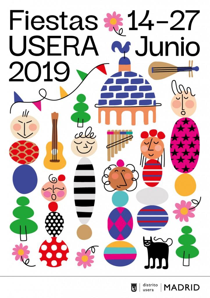 Portada Folleto Fiestas Usera 2019 copia