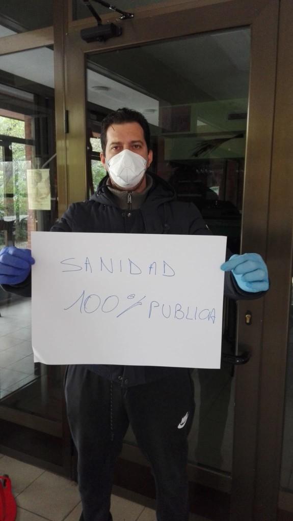 Apoyo a la Sanidad Pública